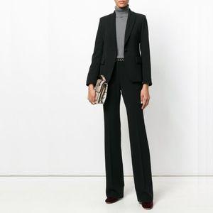 MaxMara Single Button Black Blazer 14
